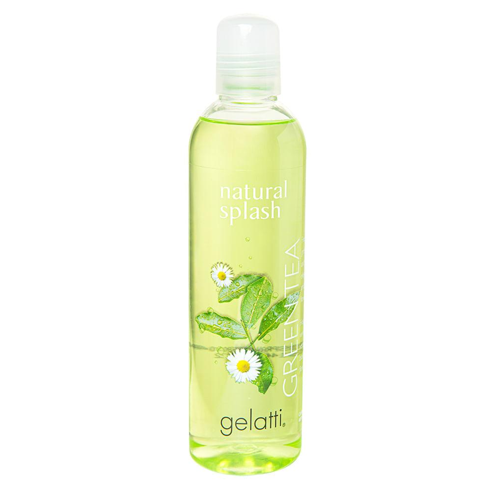 Caja 6 Unidades - Colonia Natural Sp. Green Tea, Gelatti 400 ml