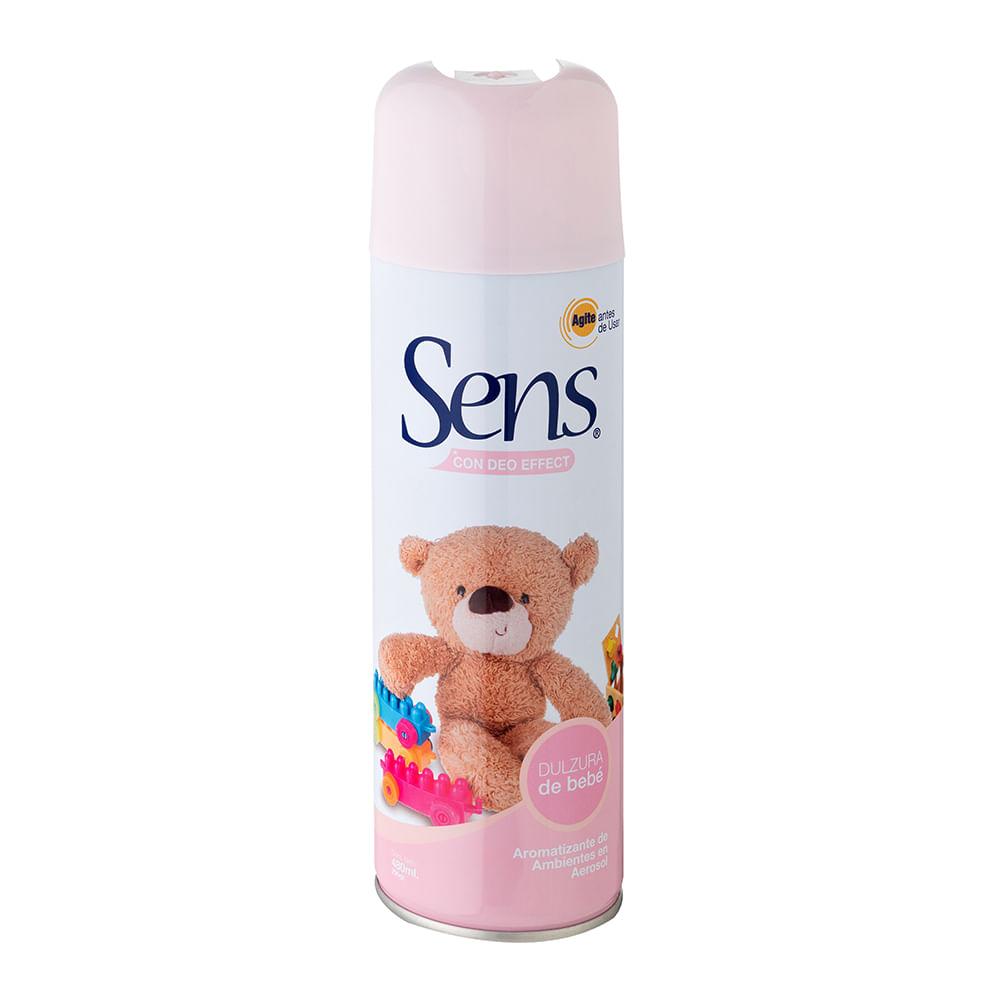 Caja 12 Unidades - Desodorante Ambiental Dulzura De Bebe Lk Sens 480 ml
