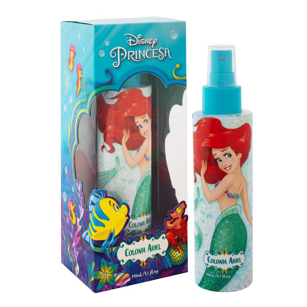 Caja 12 Unidades - Colonia Princesas Mix, Disney 140 ml