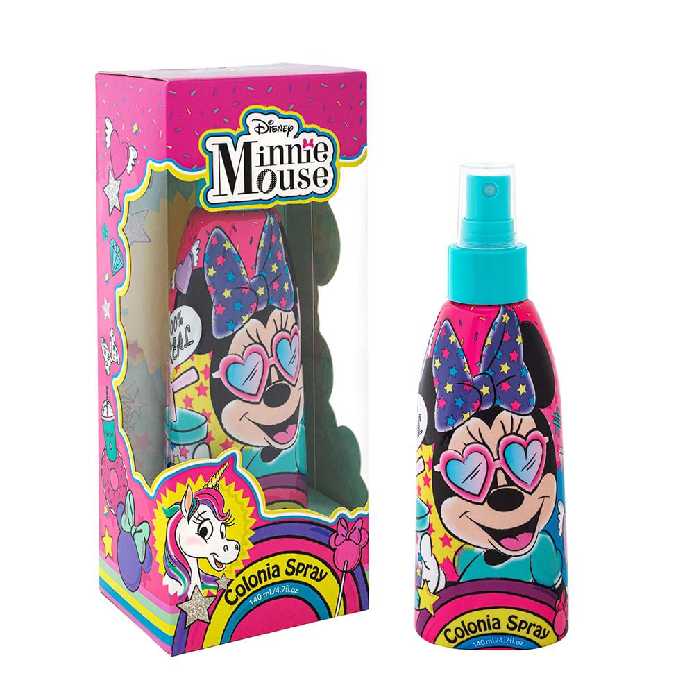 Caja 12 Unidades - Colonia Minnie  Disney 140 ml